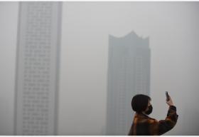 本月初京津冀将迎中重度空气污染过程,后天程度最重