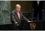 联合国秘书长谴责巴基斯坦发生的两起恐怖袭击