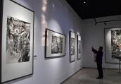 美術家王繡、陳鈺銘中州教研中心在河南省洛陽揭牌