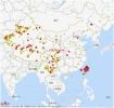 2018年全国共发生三级以上地震542次 这5个地方是高发区!