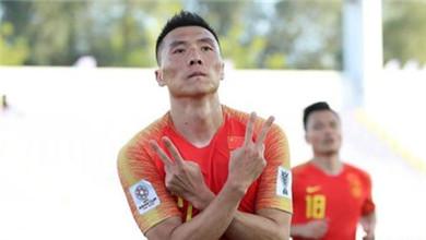 中国队2:1逆转吉尔吉斯斯坦 取得开门红