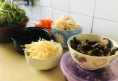 """舌尖上的年味 南京人桌上的""""头牌菜""""素什锦,10多种配菜个个好彩头"""