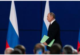 俄罗斯拿出美国违约证据,普京的评论亮了