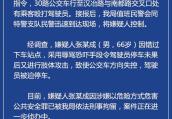 南阳一乘客坐过站后辱骂殴打司机致方向失控 已被刑拘