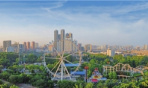 """跑出""""加速度""""郑州金水区探寻高质量发展路径"""