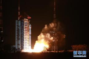 我国成功发射高分十号卫星 用于防灾减灾等领域