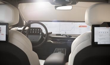 智联时代汽车需要什么样的显示屏?