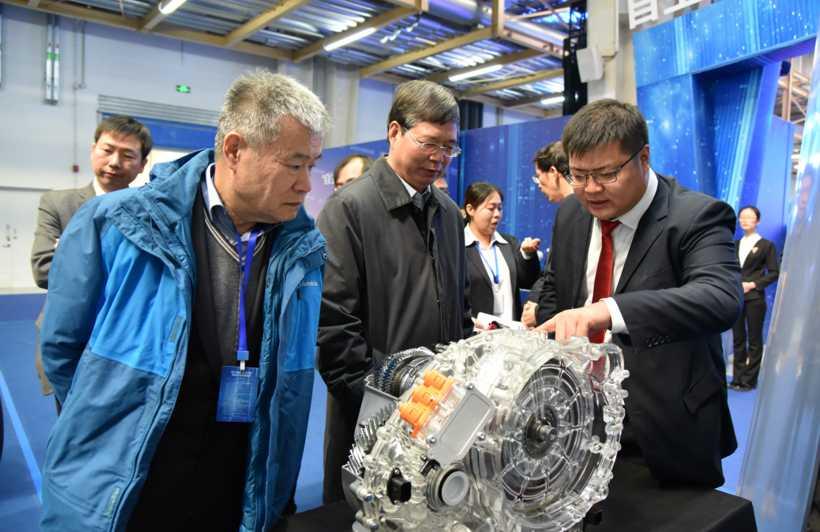 电池,采埃孚卧龙电驱,华域,汽车零部件,汽车零部件企业