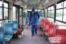 漯河公交的防疫措施 讓市民出行無憂