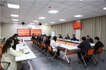 黄淮学院青年理论学习研究小组开展主题学习活动