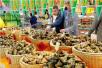 时令食品粽子提前上市 粽子价格比较大众化