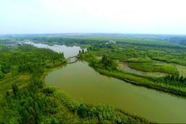 徐州潘安湖:中國最美的鄉村濕地公園