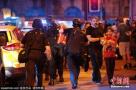 英国警方逮捕1名涉嫌曼彻斯特爆炸案25岁男子