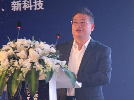 华贸国际易货交易所董事长周金黄