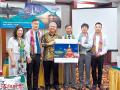 洛阳旅游推介会亮相印尼 有望开通旅游包机