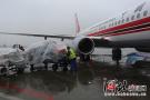 石家庄机场补班20架次 运送因雷雨天气取消行程旅客