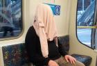 地铁里面奇怪的人