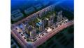 廊坊恒大翡翠华庭户型建面为40-200平米临街商铺在售