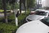北京电动车充电桩调查:常被燃油车占 破坏严重