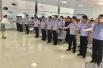 邯郸交警支队车管所组织开展执法礼仪培训 推进文明窗口建设