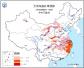 吉林和辽宁等地强降雨天气 加强洪涝和地质灾害防御