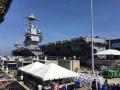 """美国""""福特号""""航母服役 系美军最大核动力航母"""