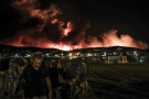 法国小镇发生火灾