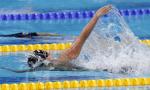 0.01秒无缘50米仰泳卫冕 傅园慧也落泪