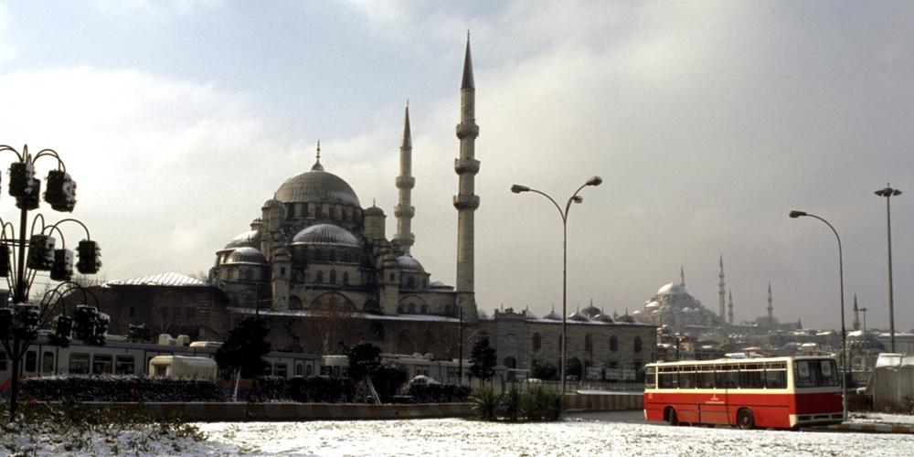 灿烂的文明迷人的风光——土耳其伊斯坦布尔