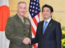 日美同意就朝鲜半岛局势加强合作