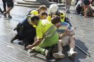 西班牙确认巴塞罗那恐袭案驾车司机身份
