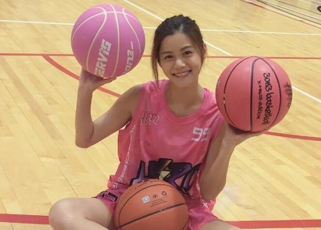 篮球界陈妍希