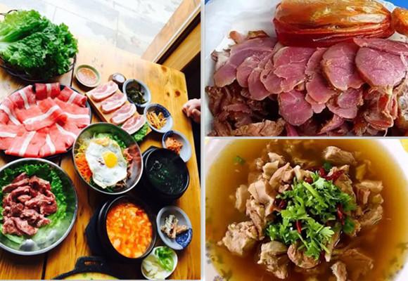 滨州美食最著名的是肉!各种肉!