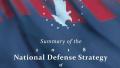 俄媒文章:美国新国防战略凸显特朗普世界观