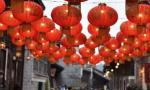 贵州古镇年味浓