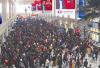 """温州机场""""最忙""""春运:单日旅客吞吐量、出港量和航班架次创新高"""