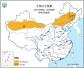 沙尘暴蓝色预警:北京河北等8省区市有扬沙或浮尘