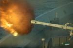 """中俄海军联合军演在日本海演练深海""""猎鲨"""""""