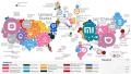 """全球""""独角兽""""榜单:电商领域最多 4家中国企业跻身前十"""