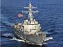 美舰擅入中国西沙领海挑衅 歼11B紧急应对