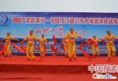 2017渠首淅川·中国丹江湖公开水域游泳挑战赛圆满落幕
