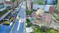济南斜马路市场变身社区交通主干道 下一步道路全线禁停