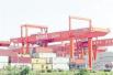 在重庆长江边生产的游艇 通过中欧班列卖到欧洲