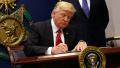 特朗普宣布对入境美国的难民人数上限更加严格限制