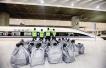 双11包裹有多快?郑州铁路局每天开行27趟高铁快运