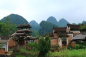 藏在大山深处的湘南古村 千年来风俗从未改变