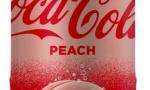 日本推出世界首款桃子味可乐无果汁添加,口感清爽