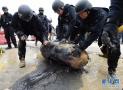 香港警方成功解除炸弹