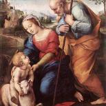 拉斐尔·桑西油画作品