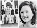 整容时代前的韩国选美